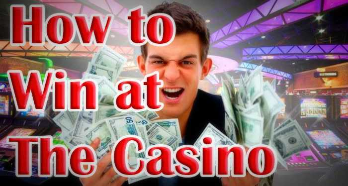 , The rules how to win big at the casino slots