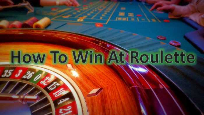 , How to win at Roulette – use expert advice and strategies