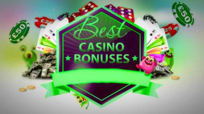 , Best casino bonuses – choose profitable gifts from operators