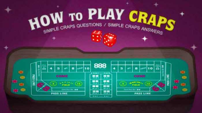 How To Play Craps In Vegas And Win